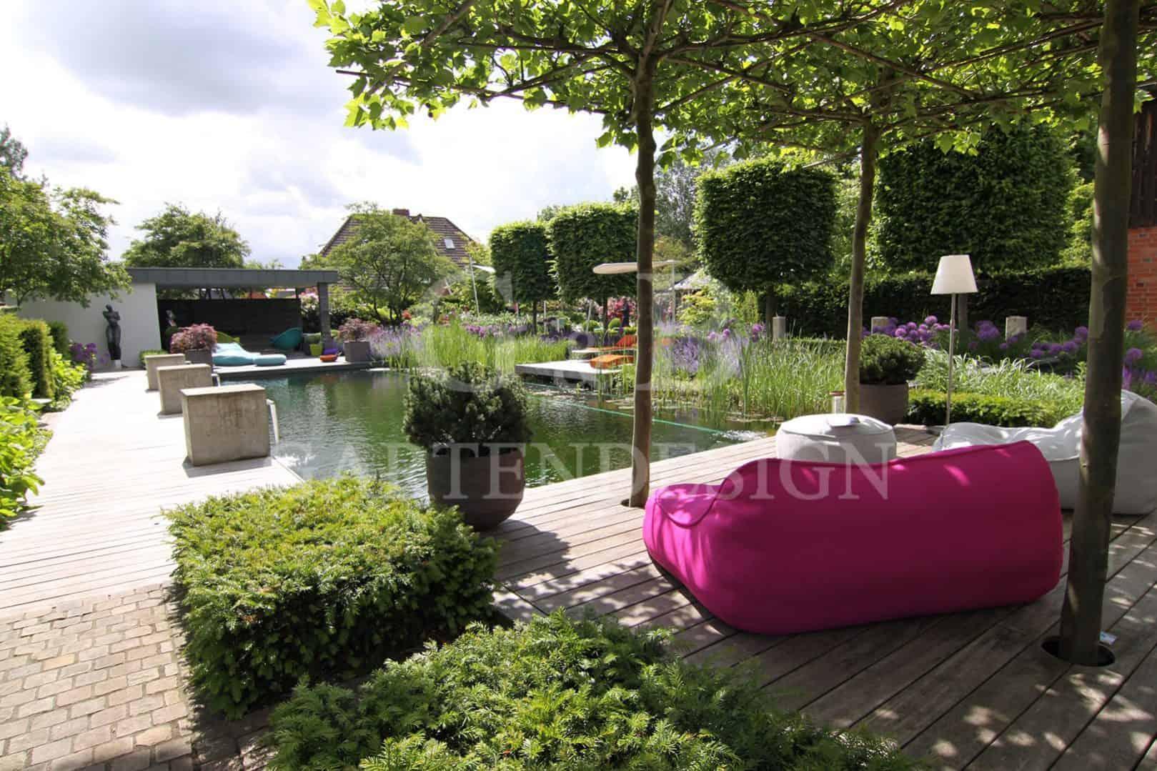 Schaugarten norddeutschland gempp gartendesign for Gartendesign