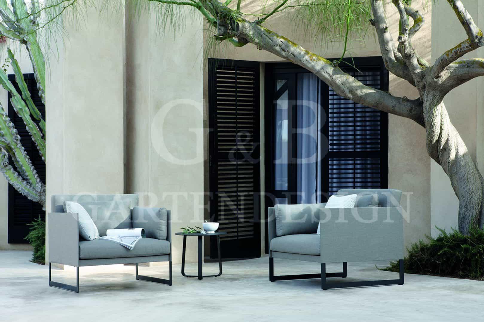 eine kleine Auswahl aus unserem Sortiment von Gartenmöbel aus Metall