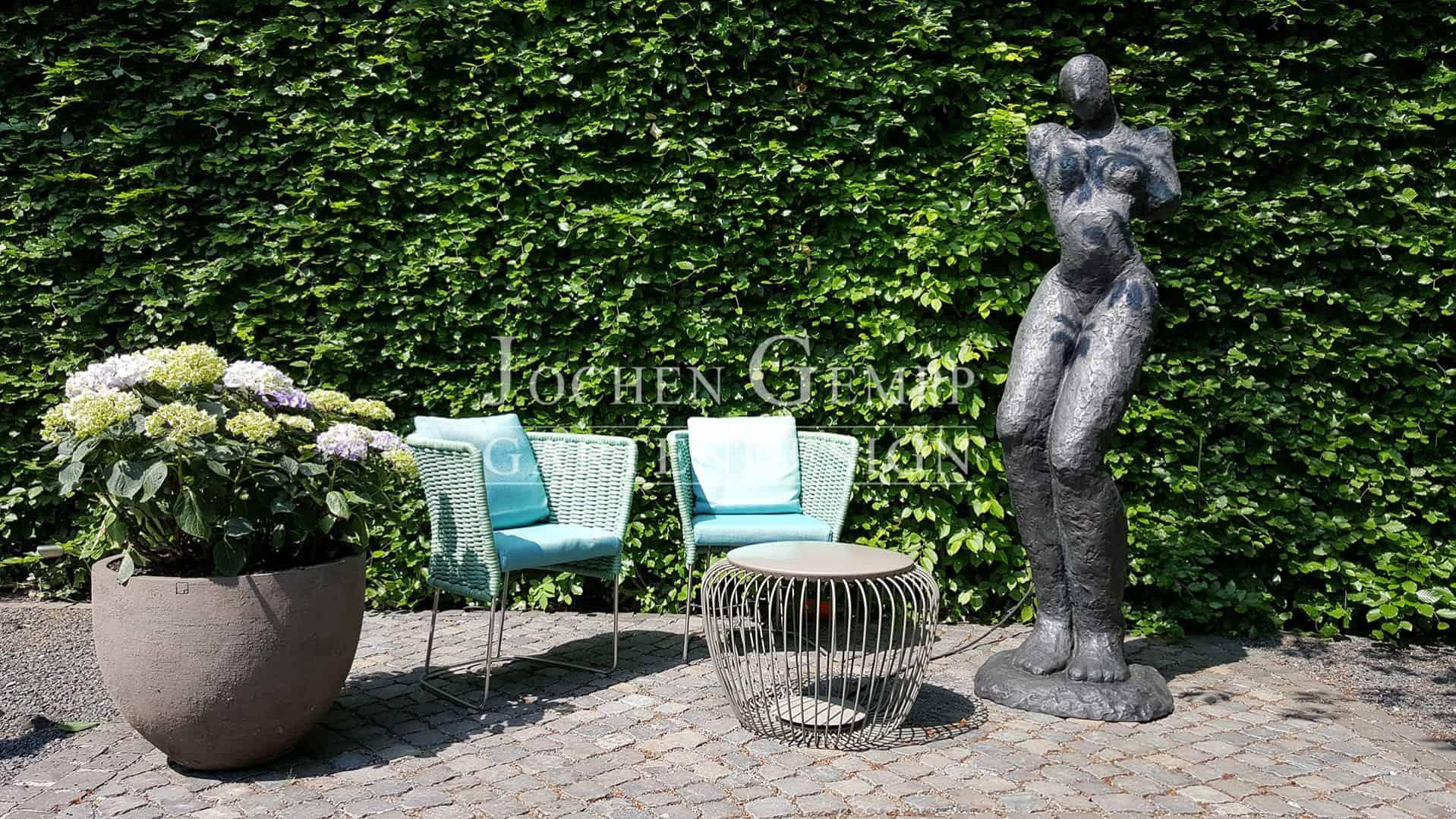 gartenskulpturen gartendeko gempp gartendesign. Black Bedroom Furniture Sets. Home Design Ideas