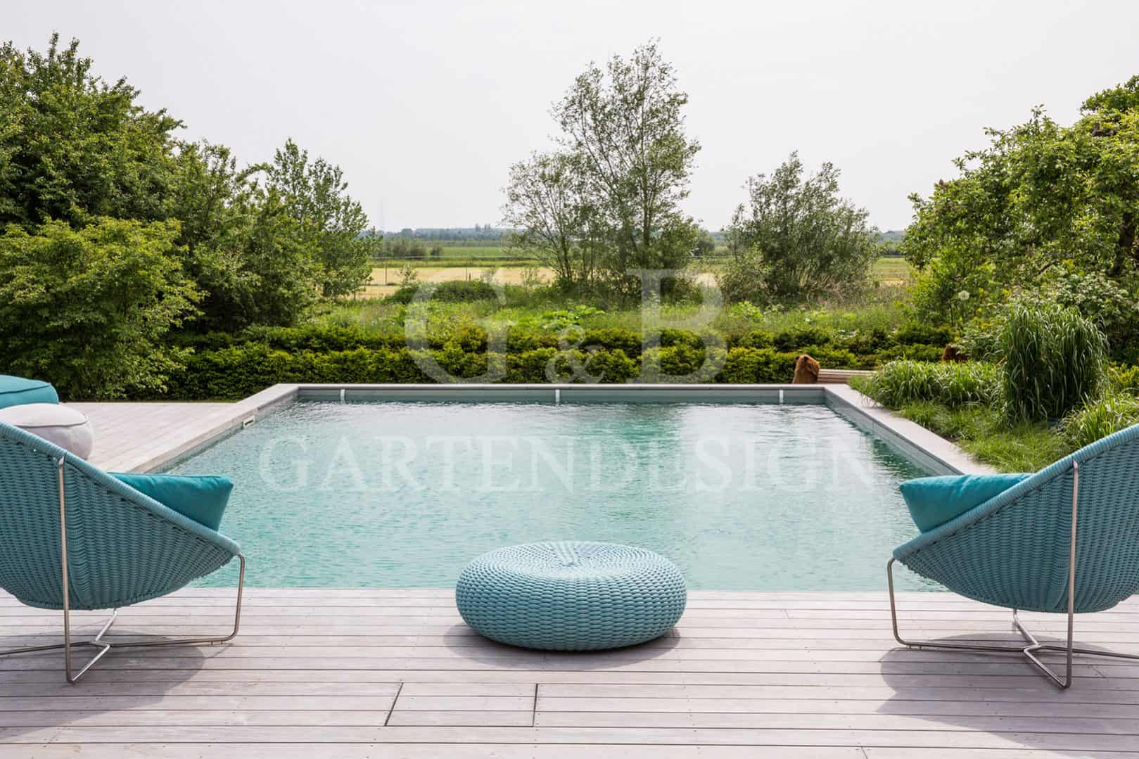 wellnessgarten mit swimmingpool schleswig holstein gempp gartendesign. Black Bedroom Furniture Sets. Home Design Ideas