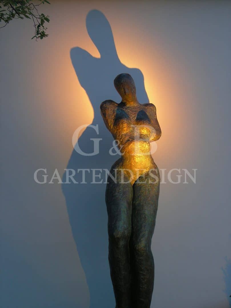 gartendeko gartenskulpturen