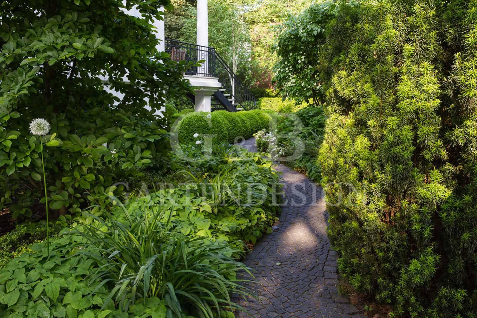 wie gestalte ich einen privatgarten