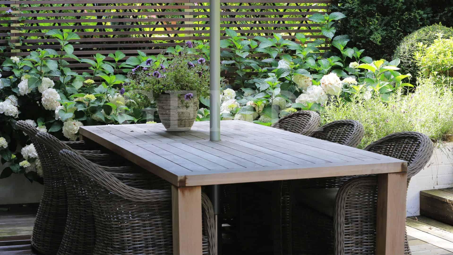Villengarten Gartengestaltung für kleine Gärten