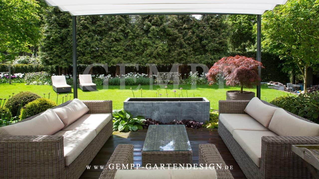 Gartengestaltung / Terrassengestaltung / Gartendesign