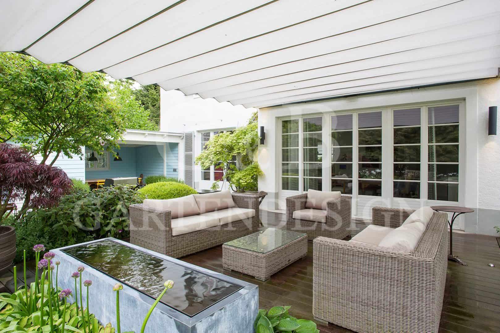 Privatg rten garten gestalten gempp gartendesign for Garten terrassengestaltung