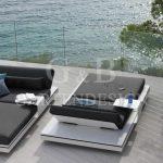 Moderne Designgartenmöbel