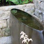 wasserspiel aus bronze