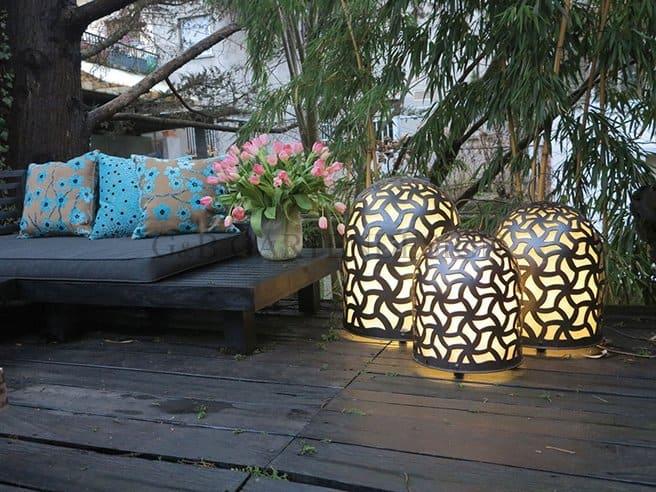 gartenbeleuchtung au enleuchten gempp gartendesign. Black Bedroom Furniture Sets. Home Design Ideas
