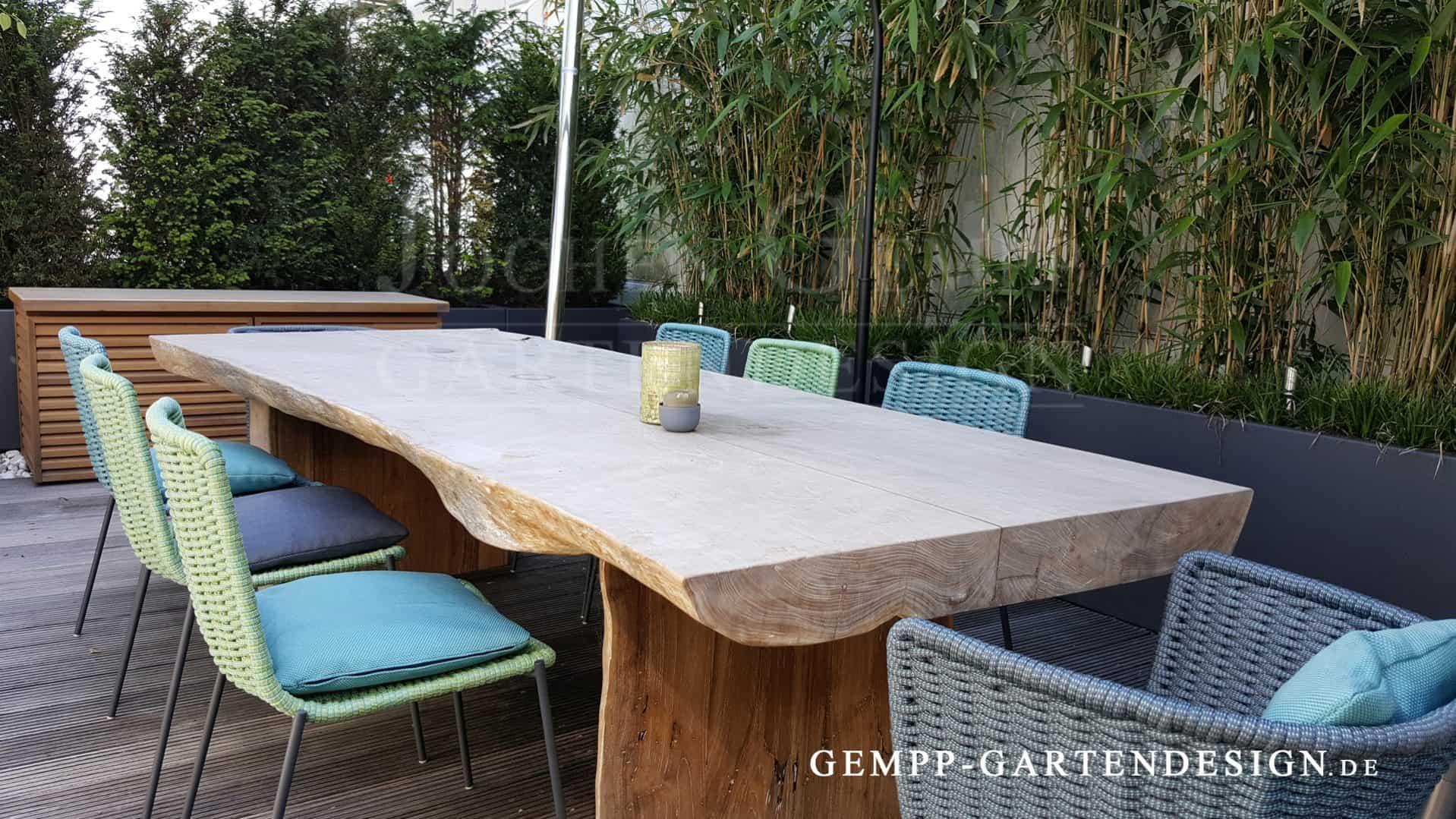 Gartenmobel Gempp Gartendesign Designmobel