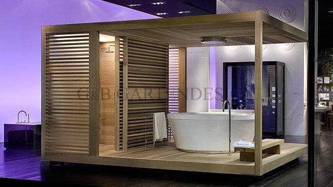 pavillon gartensauna whirlpool gempp gartendesign. Black Bedroom Furniture Sets. Home Design Ideas