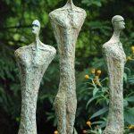Gartenskulptur Kunst im Garten