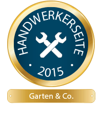 Handwerkerseite des Jahres Gempp Gartendesign