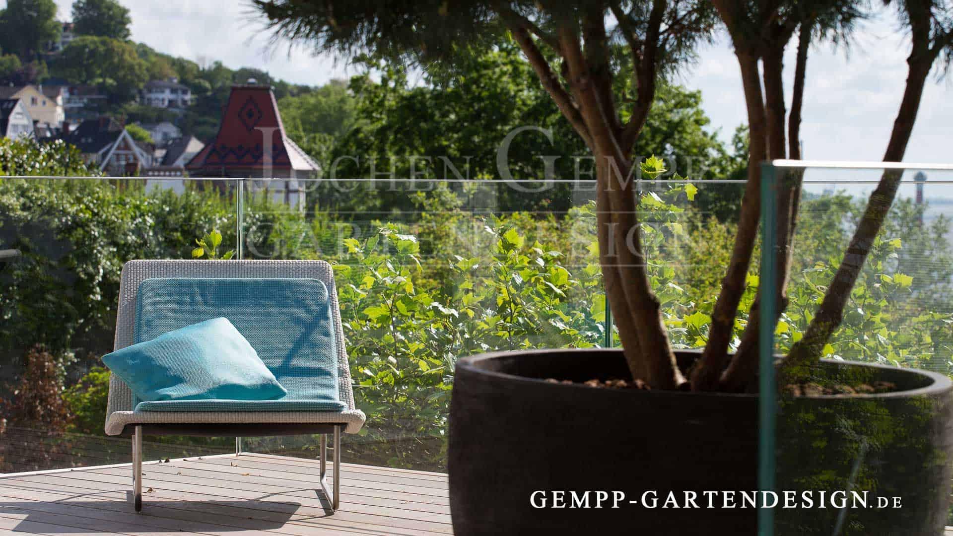 TERRASSENGESTALTUNG | Gempp Gartendesign