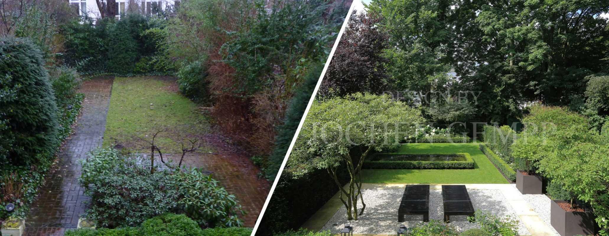 Gartenfotos Bilder Gartengestaltung Gartenplanung vorher nachher Bildergalerie