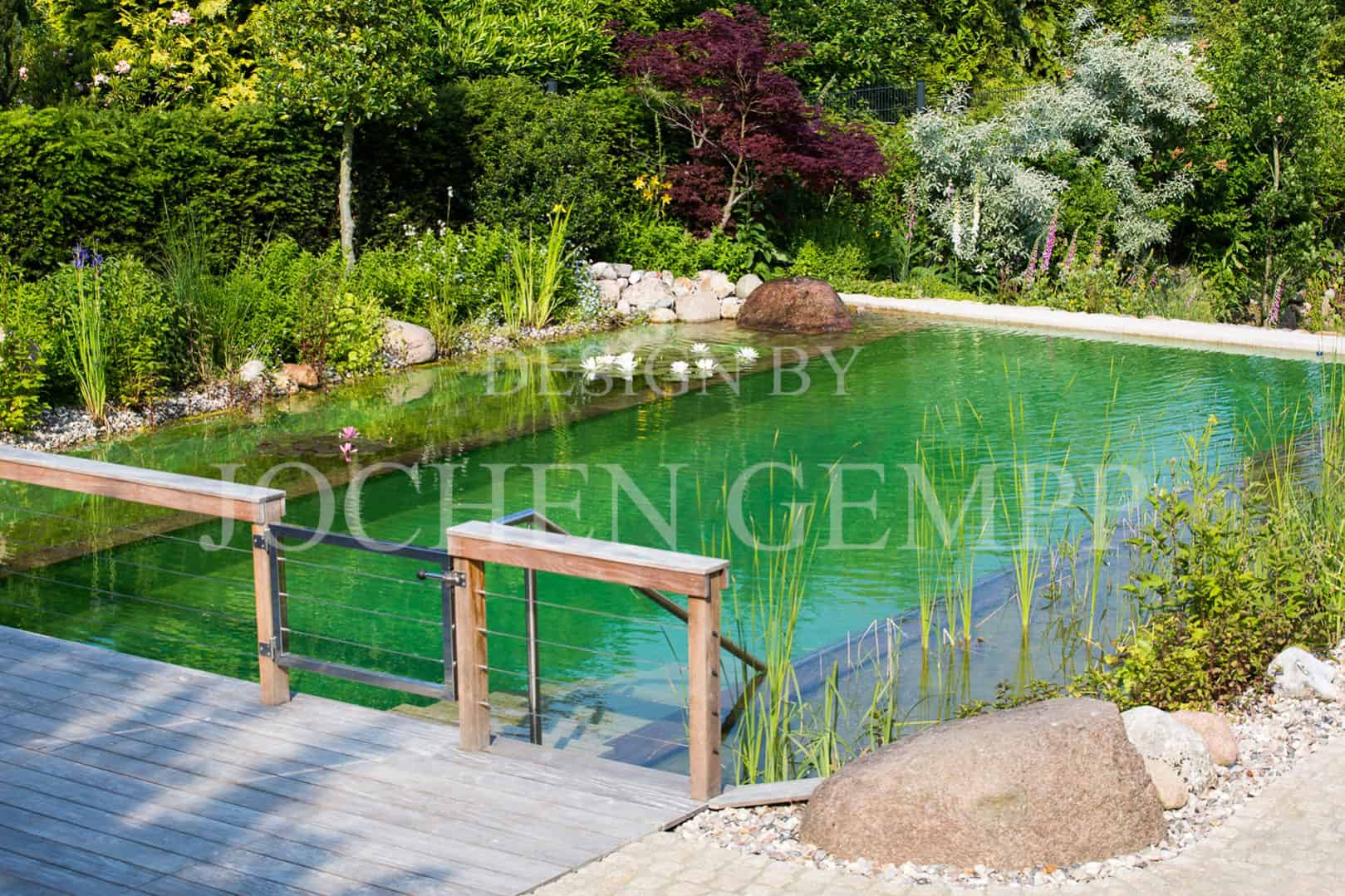schwimmteich garten gempp gartendesign. Black Bedroom Furniture Sets. Home Design Ideas