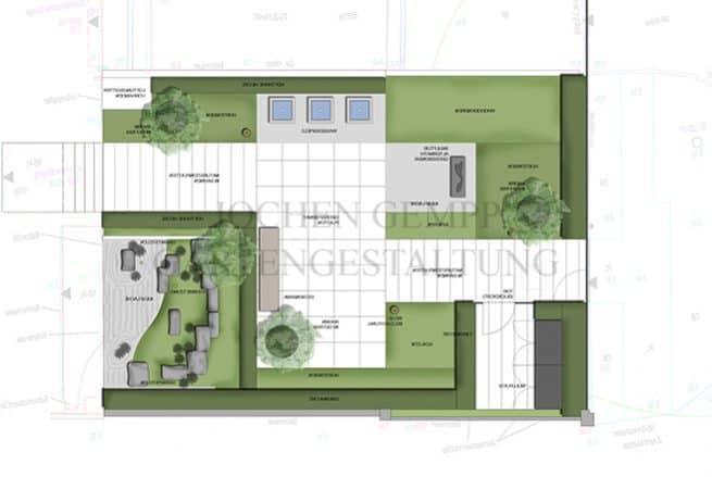 moderne vorgartengestaltung vorgarten planen gestalten