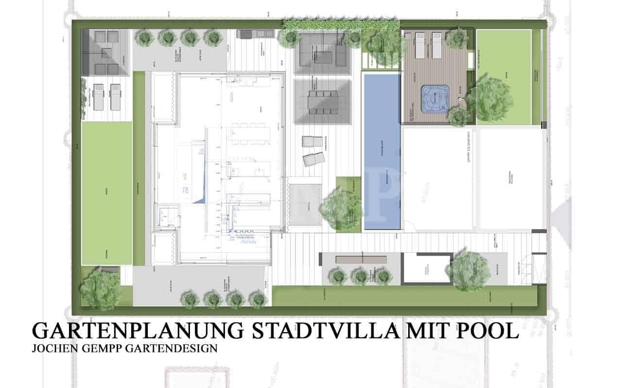 Gartenplanung Gartengestaltung Landschaftsarchitekt München