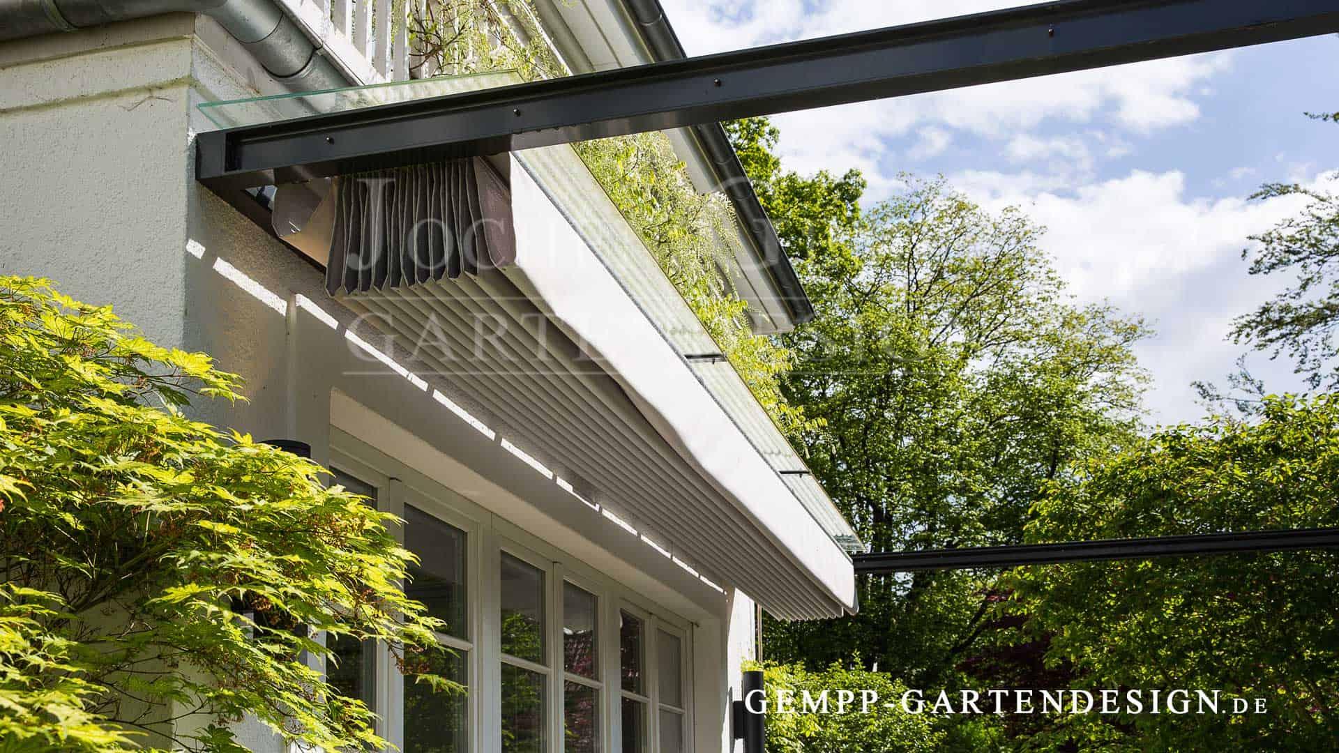 Terrassenuberdachung Gempp Gartendesign