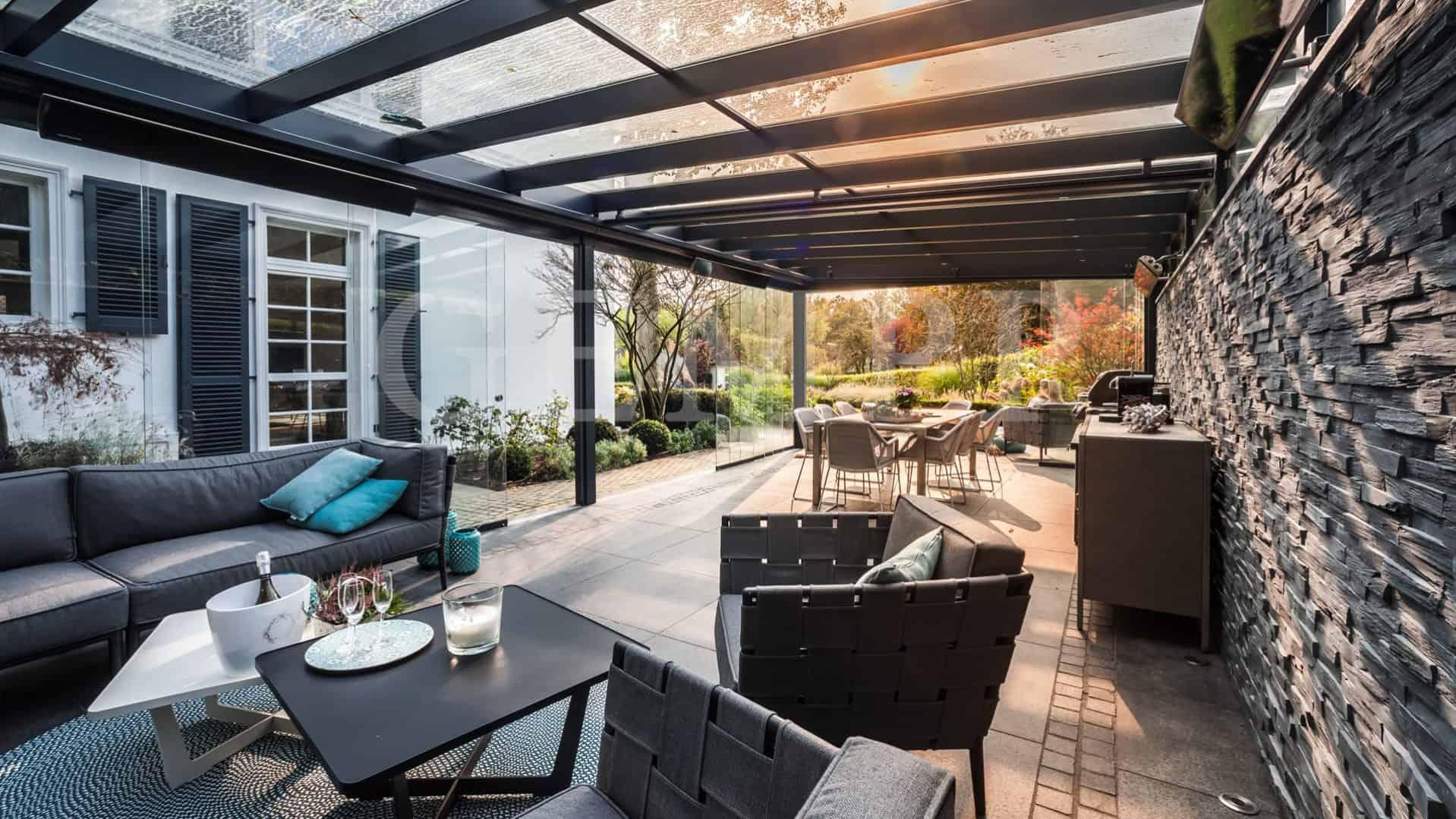 Privatgarten Stadthaus Villa Gempp Gartendesign