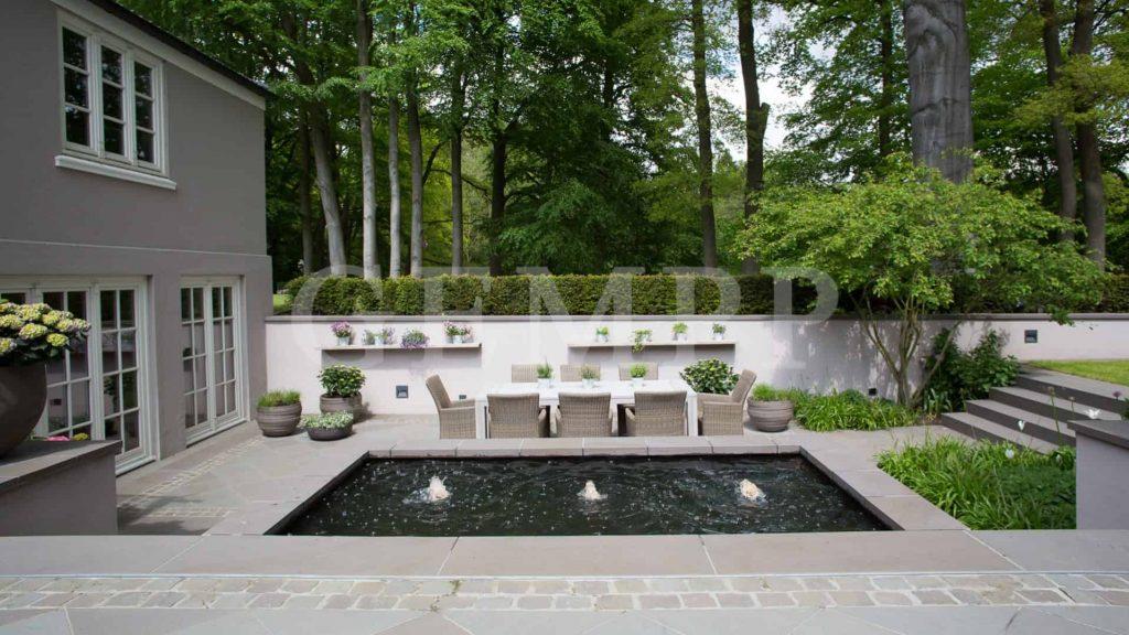 Gartengestaltung Patiogarten Atriumgarten Landschaftsarchitekt