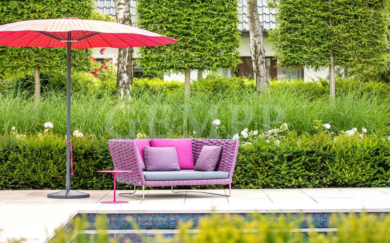 Gartenplanung moderne Gartengestaltung Gartenarchitekt Swimmingpool