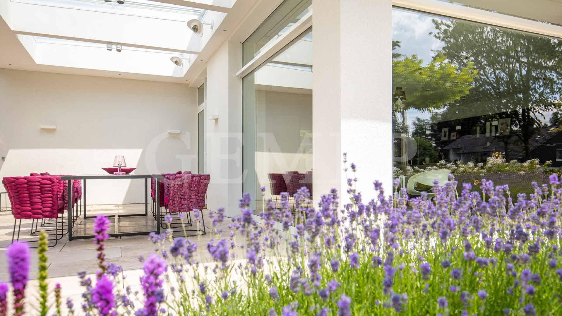 Moderne Gartengestaltung Designgartenmöbel