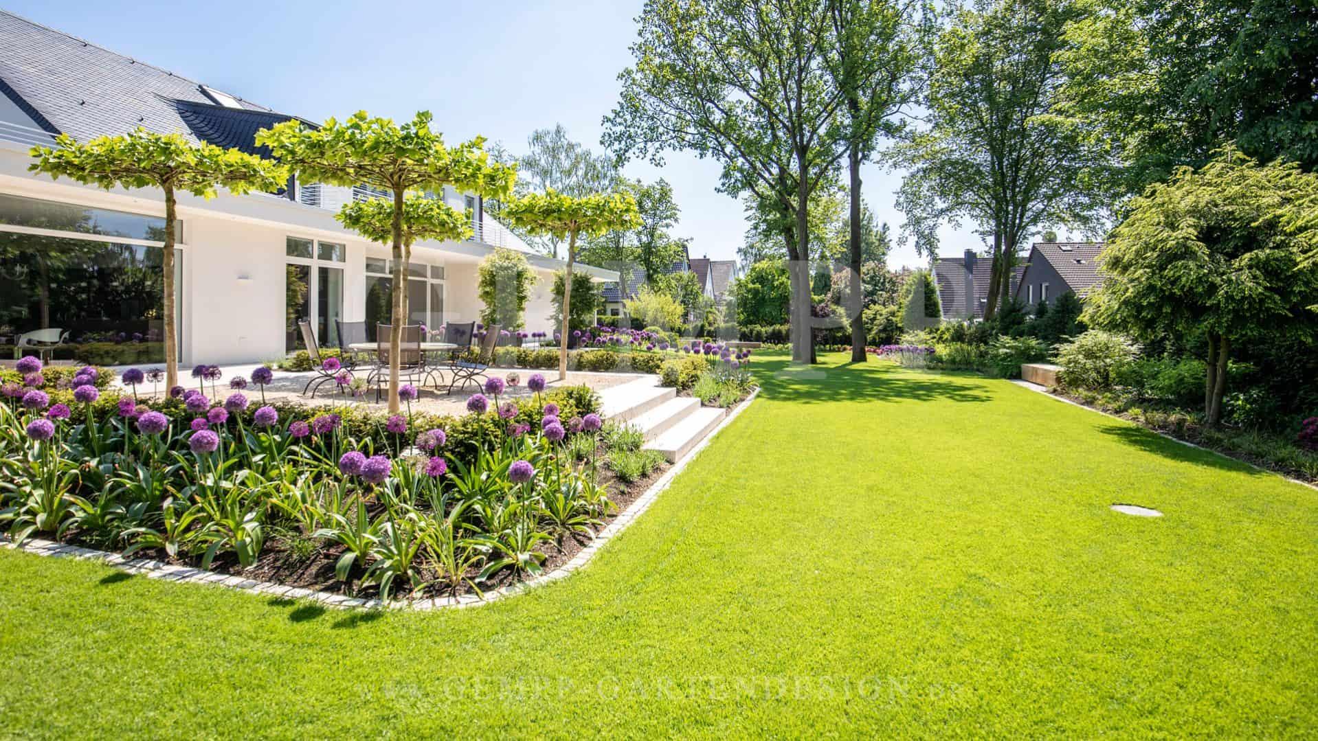 Gartenarchitekt Gartenplaner Gartengestalter Gartendesigner