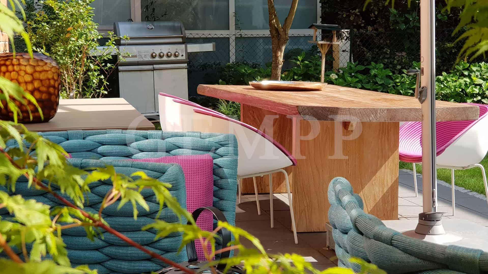Terrassengestaltung Gempp Gartendesign
