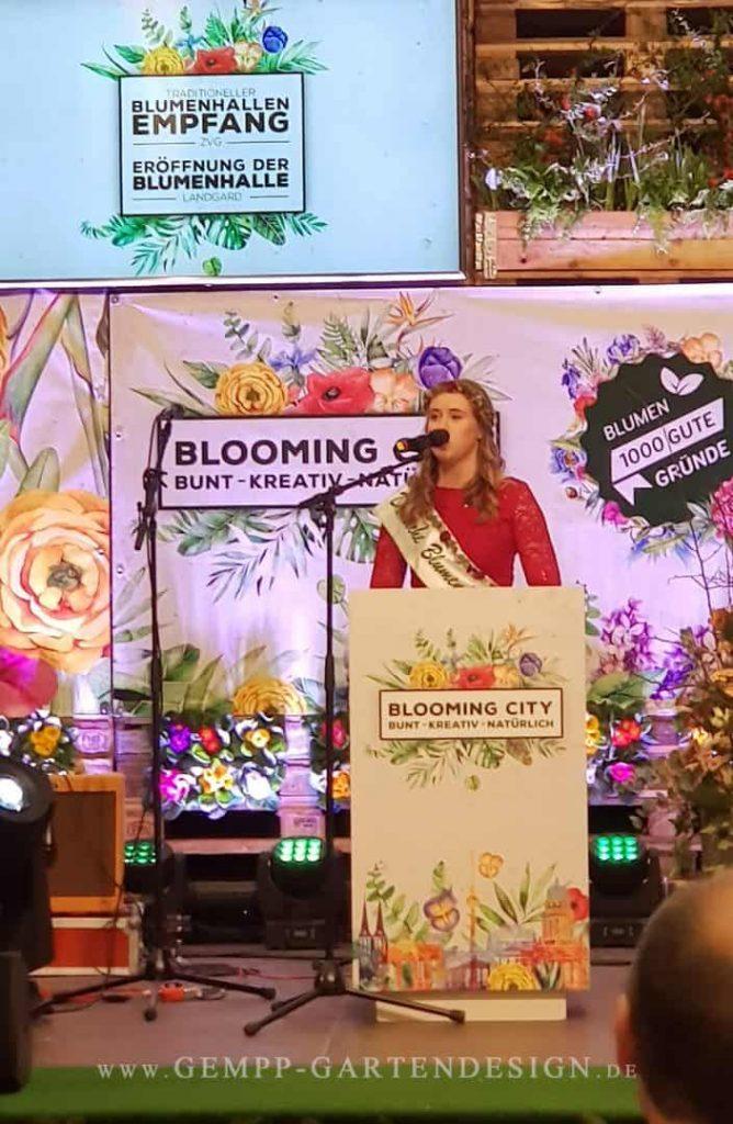 Internationale  Grüne Woche Gartenbau Berlin