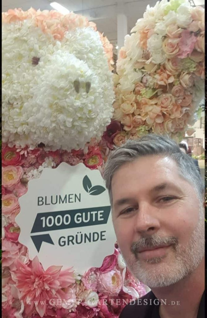 Internationale Grüne Woche Gempp Gartenbau Berlin