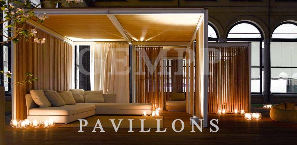 Pavillons Gartenhaus Gartenschuppen modern