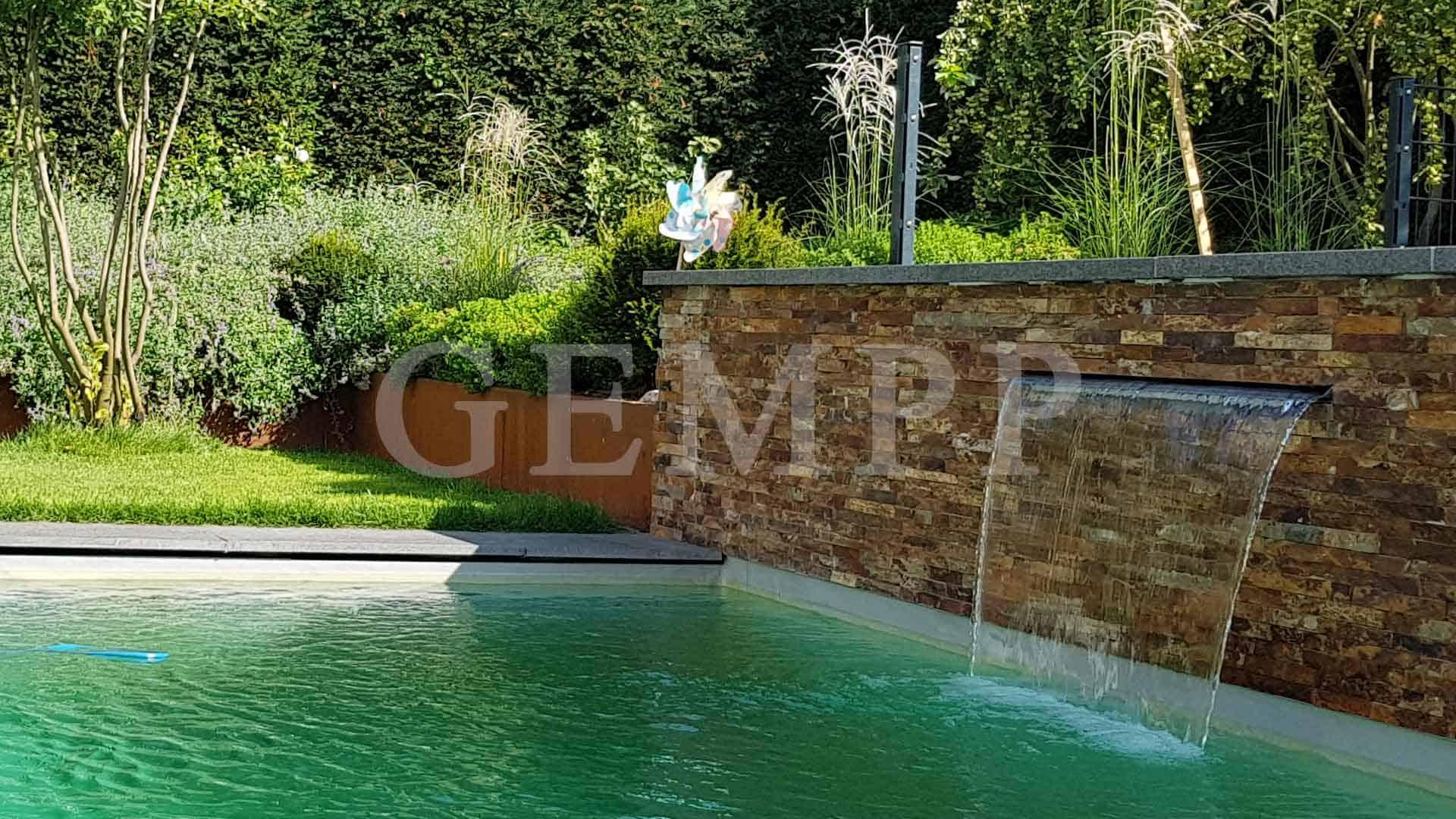 Gartengestaltung Gartenbau Gartendesign modern bild