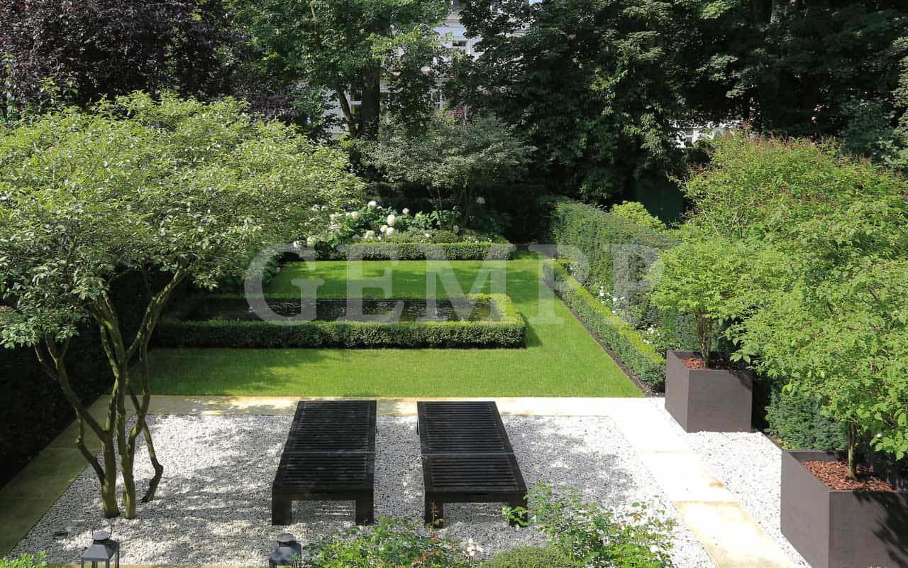 Modernes Gartendesign Gartengestaltung Landschaftsarchitekt