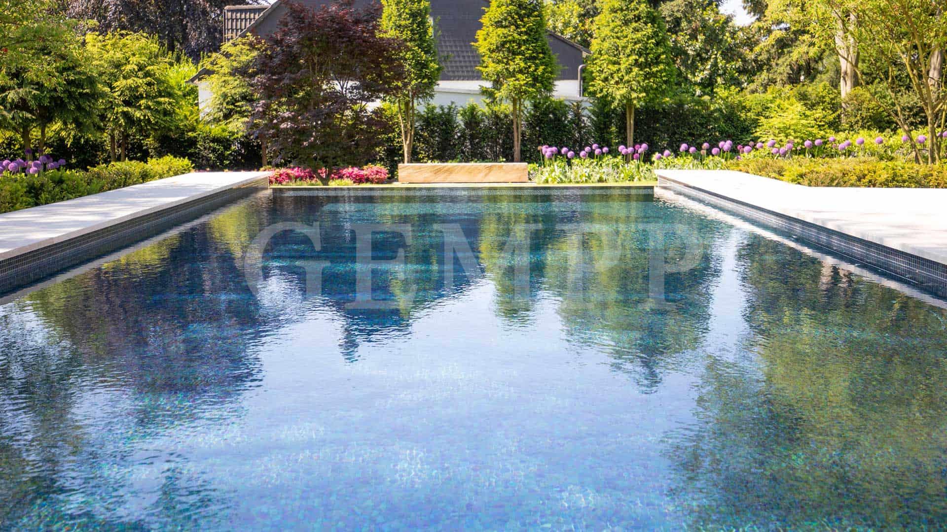 Schwimmteich Badeteich Livingpool