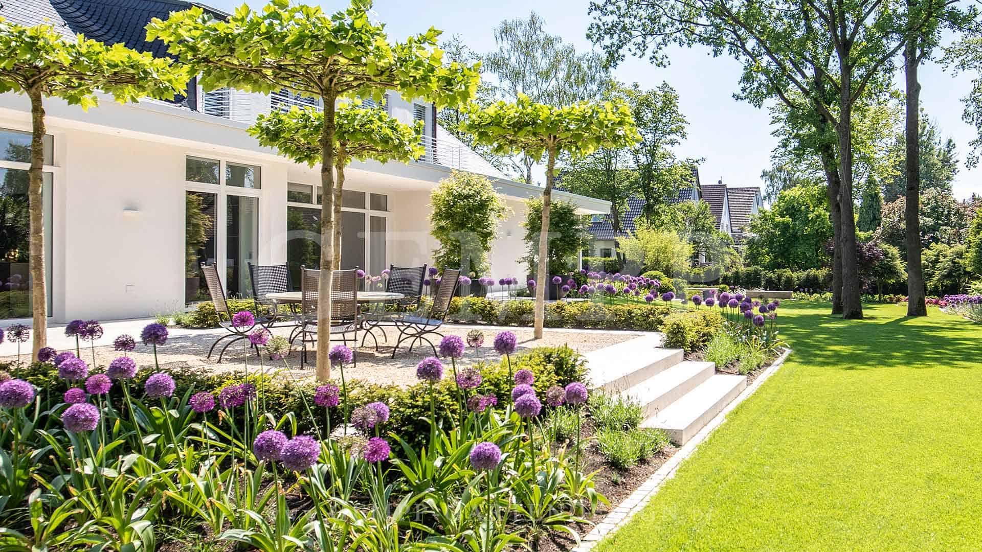 Gartengestaltung Beispiele Referenzen Gempp Gartendesign