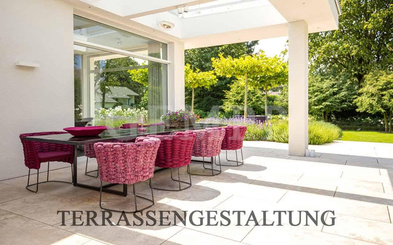 Landschaftsarchitekt Gartenarchitekt München