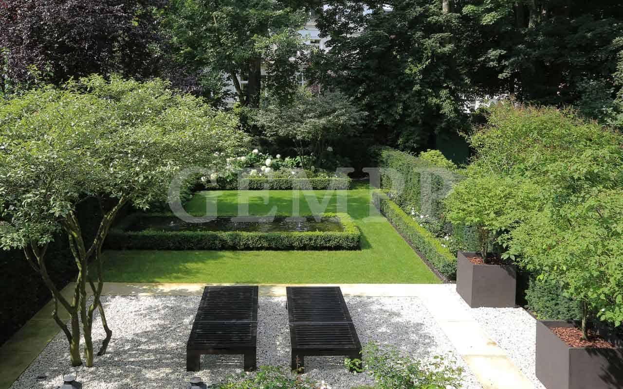Privatgärten gestalten