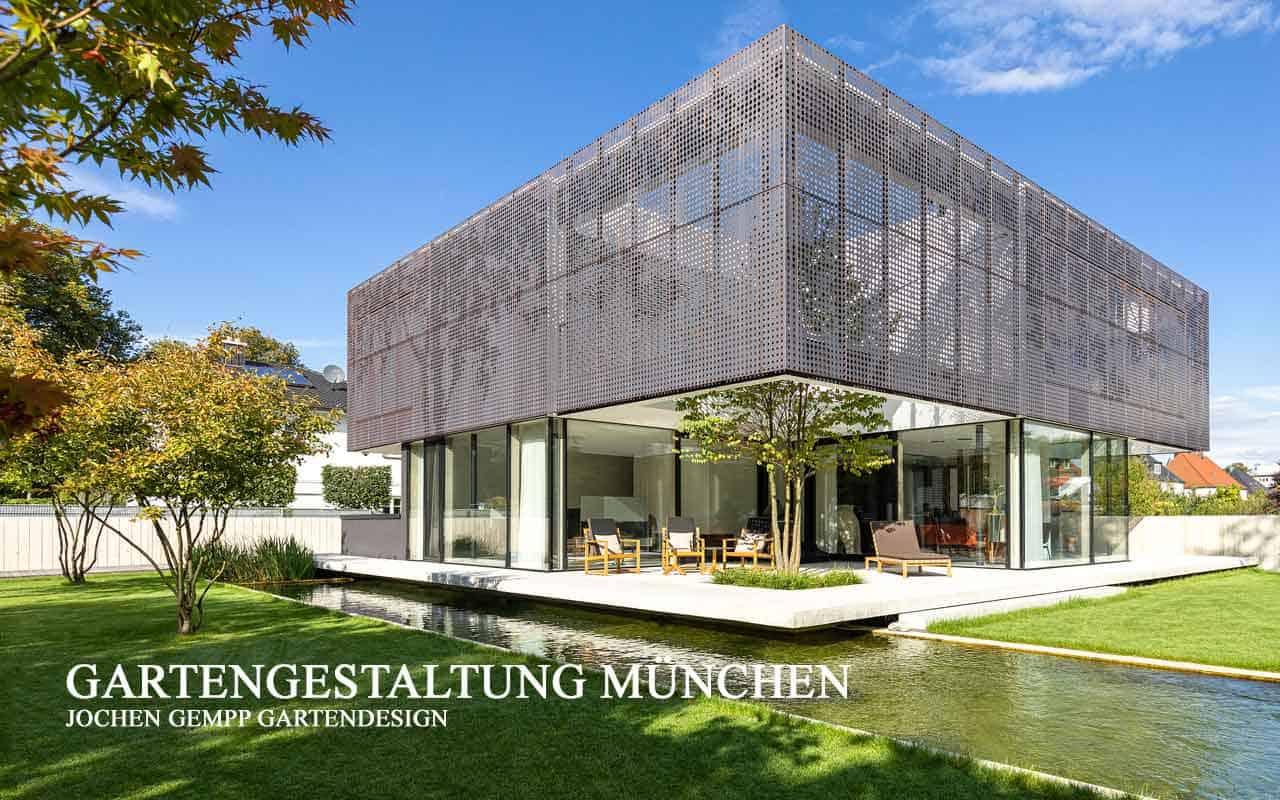 Gartendesign Gartengestaltung München