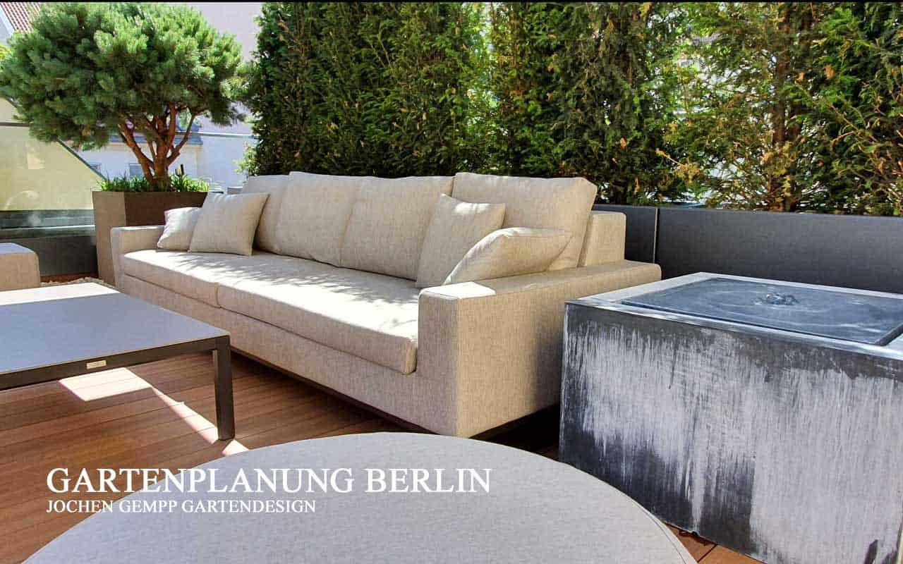 Gartenarchitekt Gartenplaner Gartengestaltung Berlin