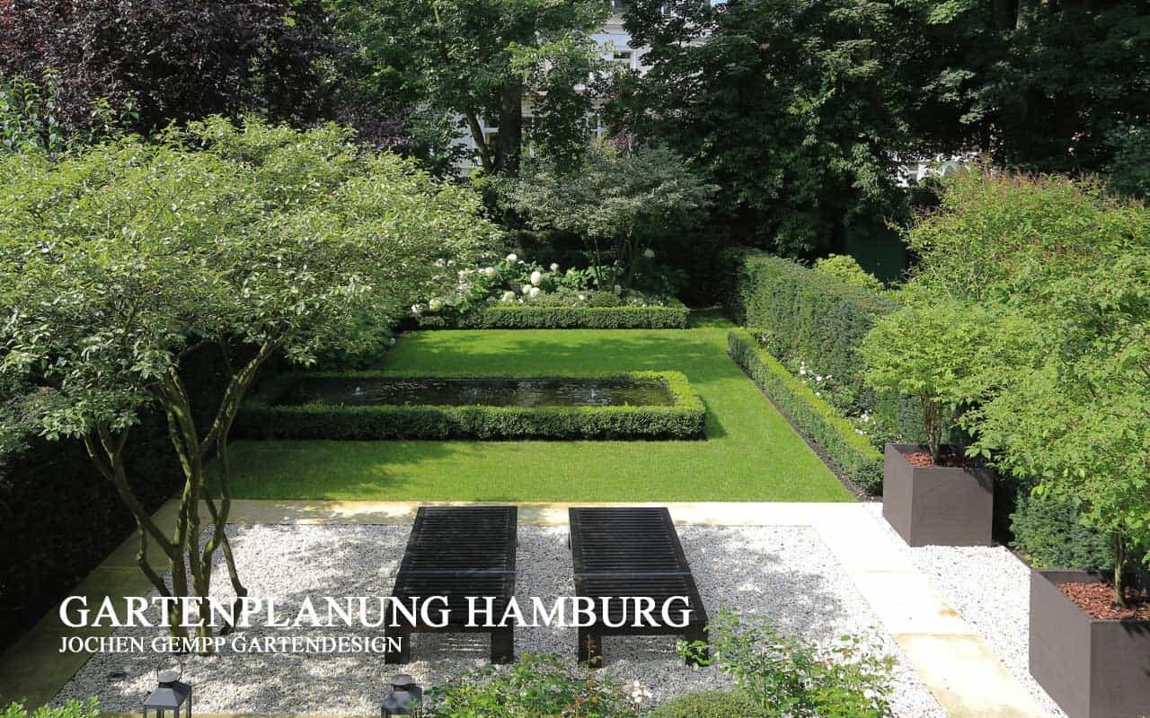 Gartenarchitekt Gartenplanung Hamburg