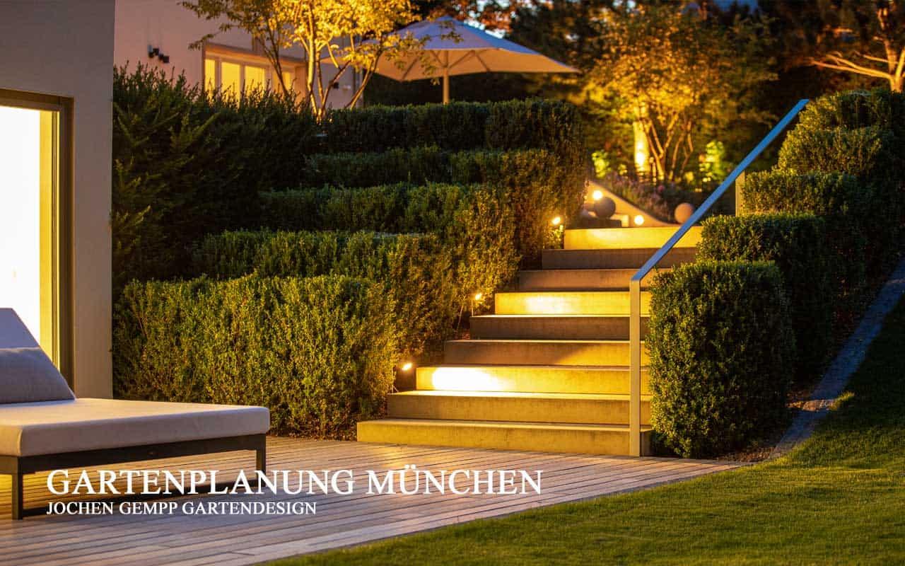 Gartenarchitekt Gartenplanung Gartengestaltung München