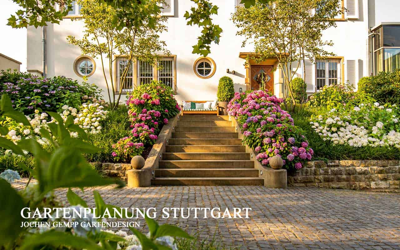 Gartenarchitekt Gartenplanung Stuttgart