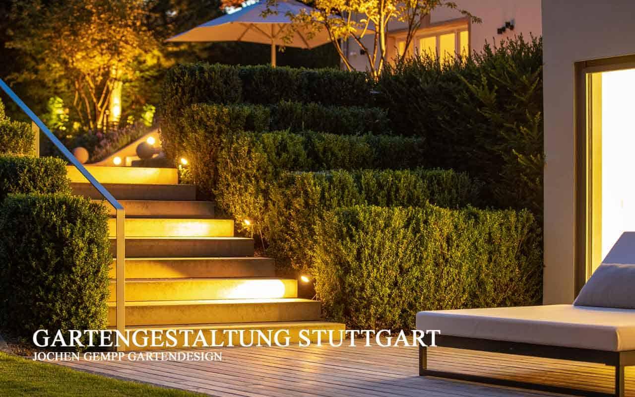 Gartenarchitekt Landschaftsarchitekt Stuttgart