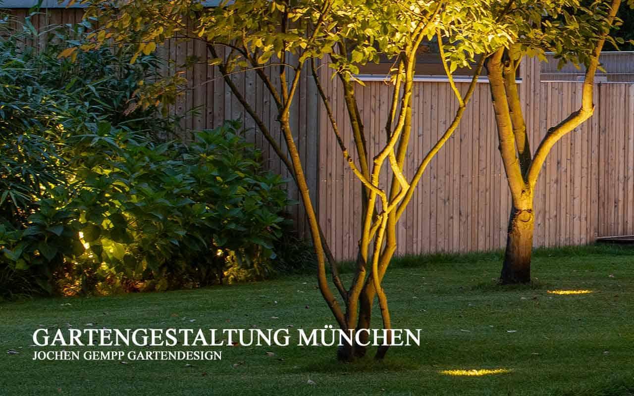 Gartengestaltung Gartenbau München Bayern
