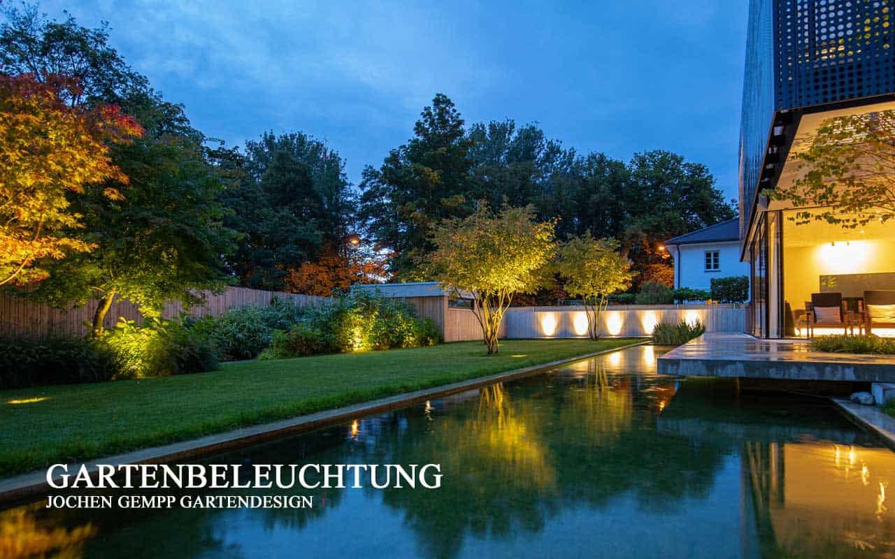 Außenbeleuchtung Gartenbeleuchtung
