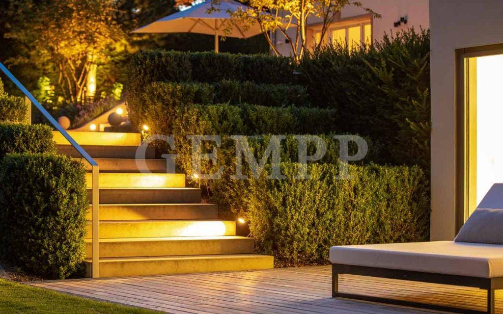 Realisierte Gartengestaltungen Gempp Gartendesign