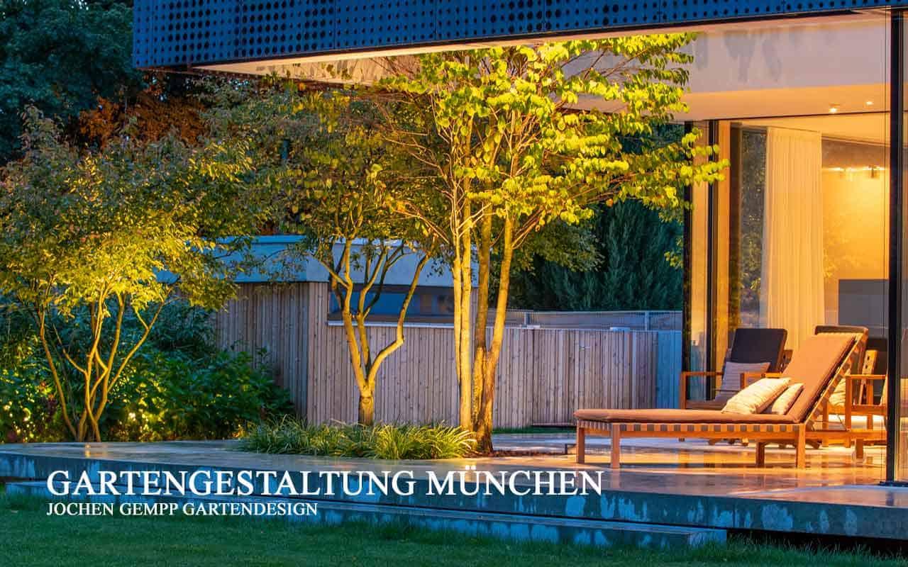 Gartenarchitekt München