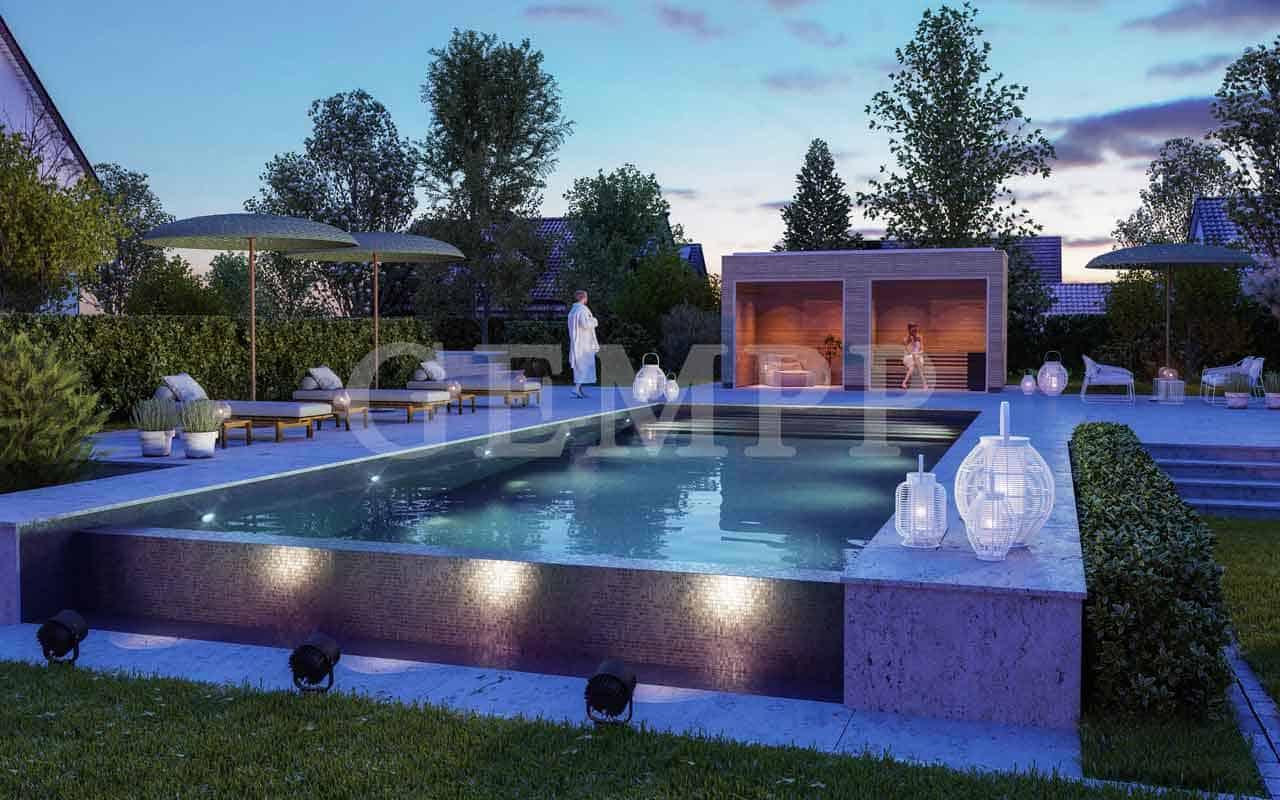 Gartenplanung Gartenarchitektur