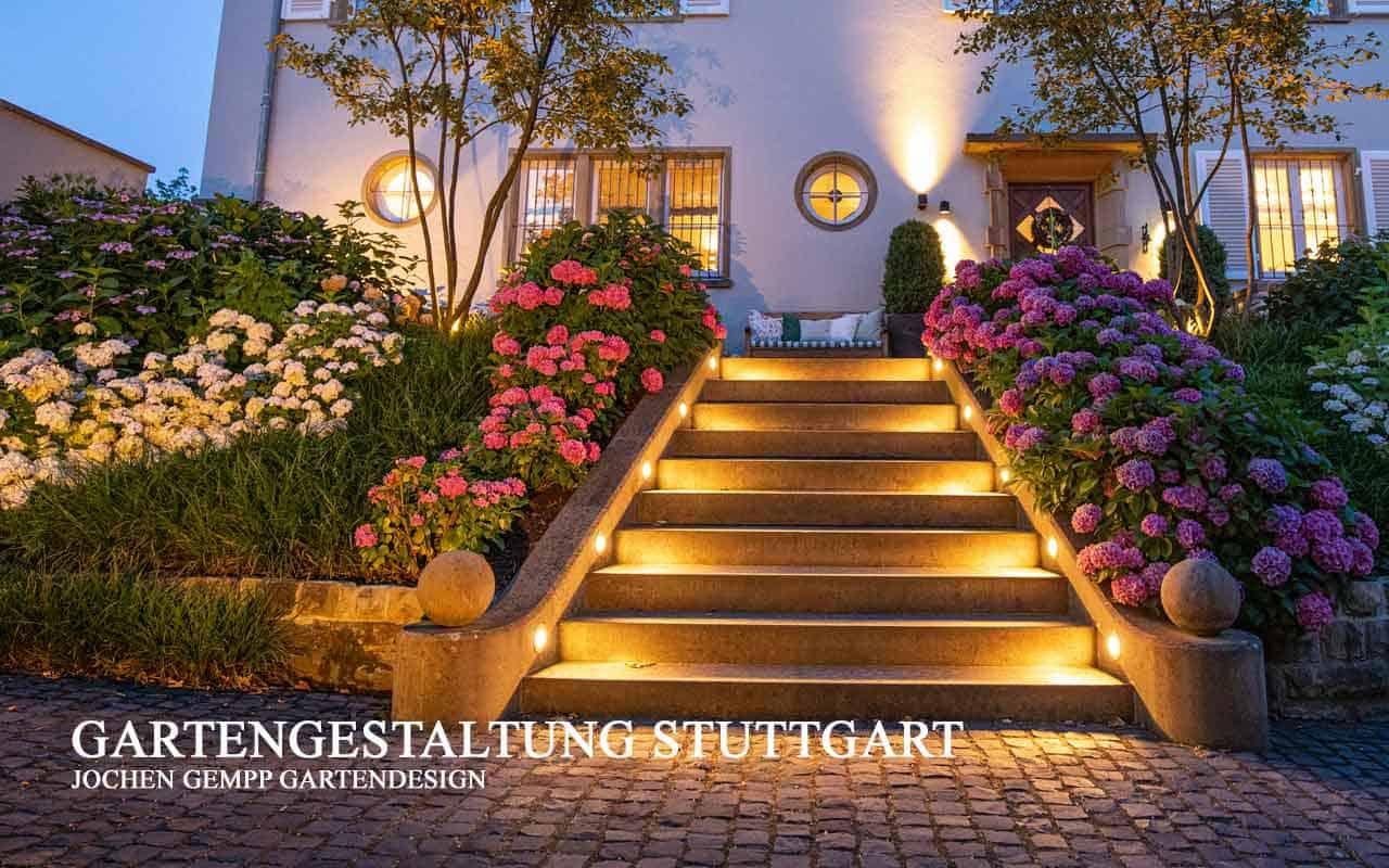 Gartenplanung Gartengestaltung Stuttgart