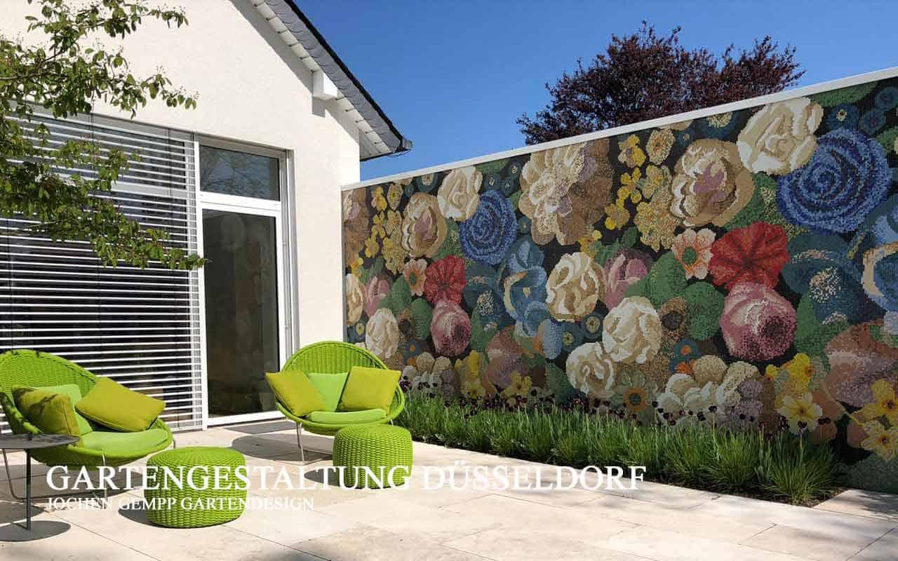 Gartenplanung moderne Gartengestaltung Gartendesign